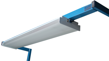 Workbench Fluorescent Light Fixture Bench Tek Solutions