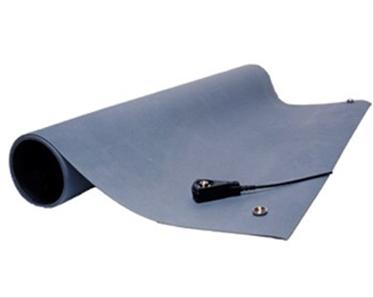 Dissipative Rubber Floor Mat Roll Bench Tek Solutions