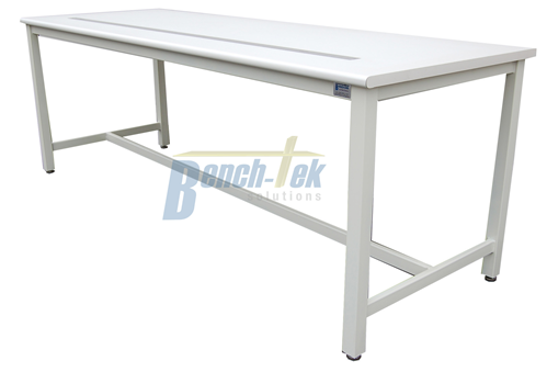 Workbench With Ruler Inlay Bench Tek Solutions
