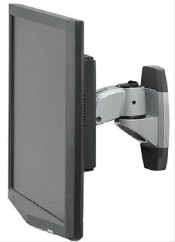 Right Angle Hover Lcd Wall Mount System Bench Tek Solutions